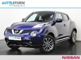 Nissan Juke 1.2 DIG-T S/S Connect Edition | Navigatie | 360° Camera | Trekhaak | Dodehoek De