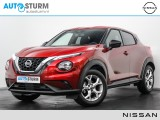 Nissan Juke 1.0 DIG-T N-Connecta Park & Ride Pack | Navigatie | Park. Sensoren | Camera | Cr