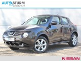 Nissan Juke 1.6 Acenta Eco | Trekhaak | Cruise & Climate Control | Radio-CD/MP3 Speler | Blu