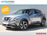 Nissan Juke 1.0 DIG-T N-Connecta | Park & Ride Pack | Navigatie | Camera | Keyless Entry | P
