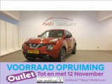 Nissan Juke 1.2 DIG-T S/S Connect Edition, Complete uitvoering!