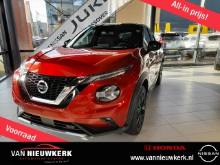 Juke New DIGT114 N-DESIGN | NAVIGATIE | ALL-IN PRIJS!