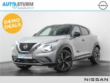 Nissan Juke 1.0 DIG-T N-Design Technology Pack | Adapt. Cruise Control | 360° Camera | Stoel