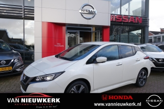 Leaf New Electric 62kWh N-Connecta | ALL-IN PRIJS!