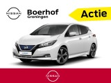 Nissan Leaf e+ N-Connecta 62 kWh INCL BTW MEGA KORTING 425.- euro PRIVATE LEASE