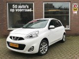 Nissan Micra 1.2i AUTOMAAT Connect Edition Cl