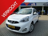 Nissan Micra 1.2 Connect Edition Navi/Bluetooth/Cruise/Climate