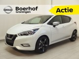Nissan Micra 0.9 IG-T 90pk N-Connecta Navi|DAB| Bose| ?1.000.- Techno-deal korting