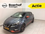 Nissan Micra 0.9 IG-T TEKNA FULL-Options 360 camera/Int Pack orange/Ext pack/stoelverwarming