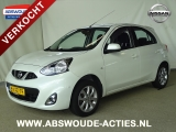 Nissan Micra 1.2 80pk Connect Edition, Navi, Cruise, Clima