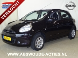 Nissan Micra 1.2 80PK Automaat Connect, Navi, Clima, Cruise