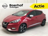 Nissan Micra 1.0L Acenta BOERHOF SPECIAL EDITION  ac3031,- KORTING!!
