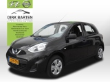 Nissan Micra 1.2 Visia Pack incl. Airc, Radio CD, Bluetooth