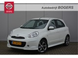 Nissan Micra 1.2 DIG-S CONNECT EDITION Navigatie, Climate Control, Cruise Control, LM Velgen