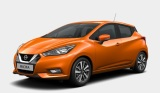 Nissan Micra 1.0L 73 Acenta Apple Car play