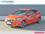 Nissan Micra 0.9 IG-T Tekna | 360° Camera | BOSE | Dodehoek Detectie | Cruise & Climate Contr