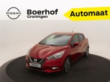 Nissan Micra AUTOMAAT 100PK TURBO X-TRONIC 1.0 IG-T N-Connecta DEMO KORTING NU OF NOOIT