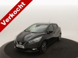 Nissan Micra N-Connecta AUTOMAAT 100PK TURBO X-TRONIC DECEMBER KORTING -/- 2.350.- EURO