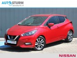 Nissan Micra 0.9 IG-T N-Connecta | LED Koplampen | Navigatie | Camera | Cruise & Climate Cont