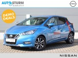 Nissan Micra 1.0 IG-T N-Connecta Automaat | Navigatie | Camera | Cruise & Climate Control | P