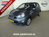 Nissan Micra DIG-S 98PK ACENTA - Cruise, A/C, USB