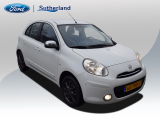 Nissan Micra 1.2 DIG-S Connect Edition 98 PK Automaat | Navigatie | Lichtmetaal | Climate con