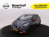Nissan Micra 0.9 IG-T Tekna FULL-Options Orange interior en Exterior Pack I BOSE Nw geleverd