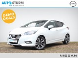 Nissan Micra 1.0 IG-T N-Connecta | Automaat | Navigatie | Camera | Cruise & Climate Control |