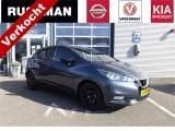Nissan Micra 1.0 IG-T N-Connecta Connect Pack 100pk 4 seizoens banden