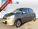 Nissan Micra 1.2 72KW AUTOMAAT 5DR •Bluetooth•