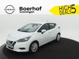 Nissan Micra 1.0 IG-T Acenta Easy Pack (Climate control, PDC, etc) Apple Carplay INCL 5 jaar