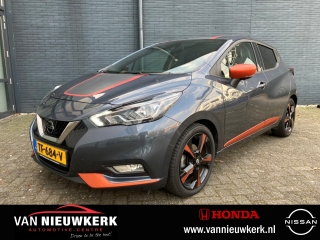 Micra 0.9 IG-T 90pk Bose Edition Navi