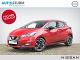 Nissan Micra 1.0 IG-T 92 N-Design Connect Pack | BOSE Audio | Navigatie | Exterior Pack | Cru