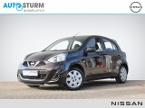 Nissan Micra 1.2 DIG-S Acenta | Cruise Control | Airco | Radio-CD/MP3 Speler | Bluetooth Tel.