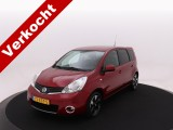 Nissan Note 1.6 111pk Connect Edition AUTOMAAT | HALF LEDER | NAVIGATIE | PDC | TREKHAAK |