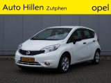 Nissan Note 1.2 80PK VISIA CRUISE CONTROL HOGE INSTAP
