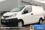 Nissan NV200 1.5dCi 110pk Acenta | Airco | Cruise | Stoelverwarming | Trekhaak  | Lease 141,-