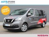 Nissan NV300 1.6 dCi 125 L2H1 Optima Luxe DoubleCab CREW 5-Persoons | Navigatie | Camera |  C