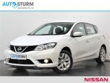 Nissan Pulsar 1.2 DIG-T Visia | Trekhaak | Cruise Control | Airco | Radio-CD/MP3 Speler | Blue