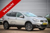 Nissan Qashqai+2 1.6 CONNECT EDITION 7-PERSOONS, Navi, Panoramadak, 18 inch Lmv