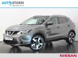Nissan Qashqai 1.2 N-Connecta | Panoramadak | Trekhaak | 360° Camera | Navigatie | DAB | Cruise