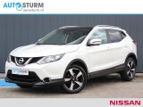 Nissan Qashqai 1.2 Connect Edition | Panoramadak | Trekhaak | 360° Camera | Navigatie | Cruise