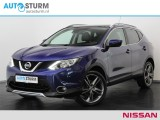 Nissan Qashqai 1.6 164pk Tekna | Panoramadak | Trekhaak | Leder | Cross-Over Pack | 19'' IBISCU