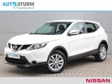 Nissan Qashqai 1.2 Acenta | Navigatie | Camera | Safety Shield | Cruise & Climate Control | Par