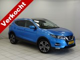 "Nissan Qashqai 1.3 DIG-T N-Connecta Navigatie Panorama  360 CAM 18""LM 160 PK!!"