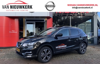 Qashqai 1.3 DIG-T 160PK AUTOMAAT N-CONNECTA DESIGN PACK