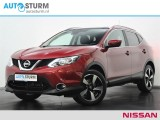 Nissan Qashqai 1.2 Connect Edition Automaat | Panoramadak | Trekhaak | 360° Camera | Navigatie