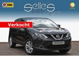 Nissan Qashqai 1.2 Acenta Connect | Navigatie | Camera