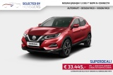 Nissan Qashqai 1.3 DIG-T N-Connecta / Design Pack / Vision Pack
