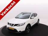 Nissan Qashqai 1.2 115 pk Connect Edition | 1e eigenaar | Trekhaak | Panoramadak | 360° Camera